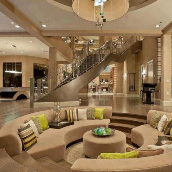 Gad Development, LLC Living room