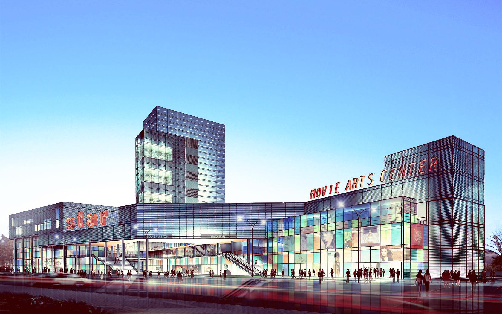Gad Development, LLC Shopping Mall